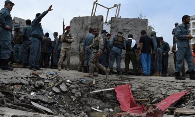 قتلى ومصابون في تفجير انتحاري في كابل