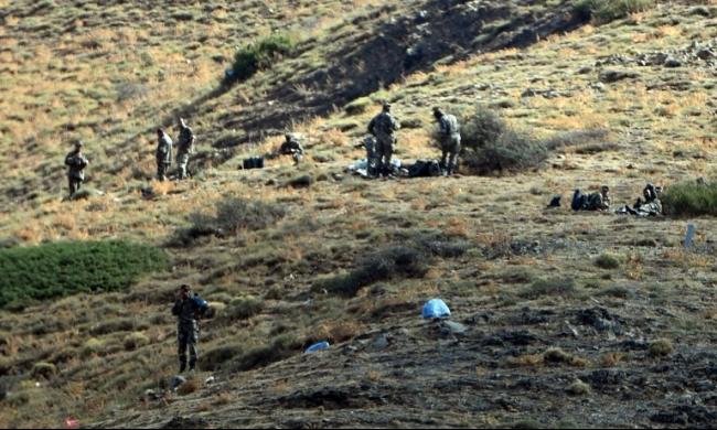 """الجزائر 2015: """"تحييد"""" 157 إرهابيًا ومصادرة آلاف الأسلحة"""
