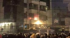 إيران: اعتقال 40 شخصًا بعد إحراق السفارة السعودية