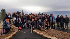 رغم الطقس العاصف: اتحاد الشباب ينظم معسكرًا تنظيميًا كشفيًا