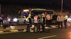 النقب: مصرع شاب وفتاة عربيين في حادث دهس