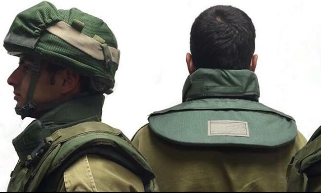 الاحتلال يزود جنوده بسترات عنق واقية من الطعن