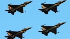 لبنان: طائرات حربية إسرائيلية تحلق فوق بيروت
