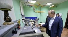 بوتين بحث مع رئيس الوزراء الإيطالي الأزمة السورية ومشاريع الطاقة
