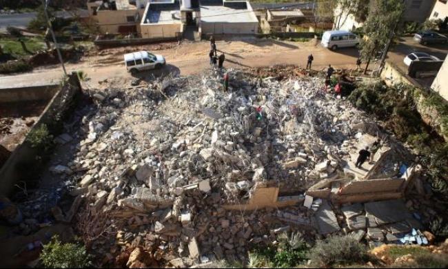 1% من المعاش: 16 مليون شيكل لإعادة بناء منازل الشهداء