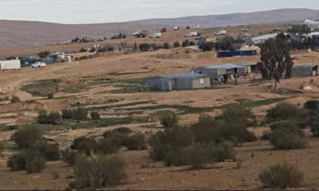 النقب: السلطات الإسرائيلية تحرث وتدمر مزروعات للعرب