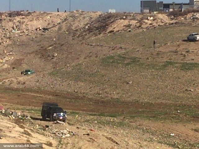 النقب: السلطات تحرث أراضي عائلتي النباري وأبو شلظم