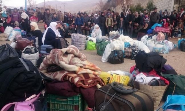 منظمة الصحة تطالب النظام السماح بإرسال عيادات متنقلة لمضايا