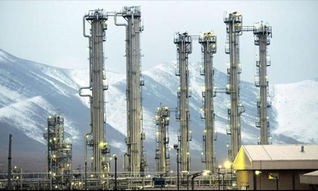 إيران تبيع المياه الثقيلة للولايات المتحدة