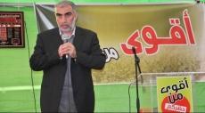 كفر كنا: تجديد أمر منع السفر للشيخ كمال خطيب