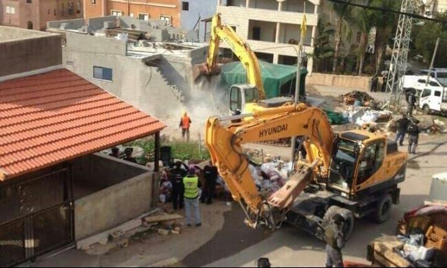 نتنياهو يعلن الحرب على العرب: نقل مراقبة البناء لوزارة الشرطة