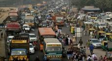 خطة الـ 15 يومًا في دلهي: خفض عدد السيارات خفض التلوث