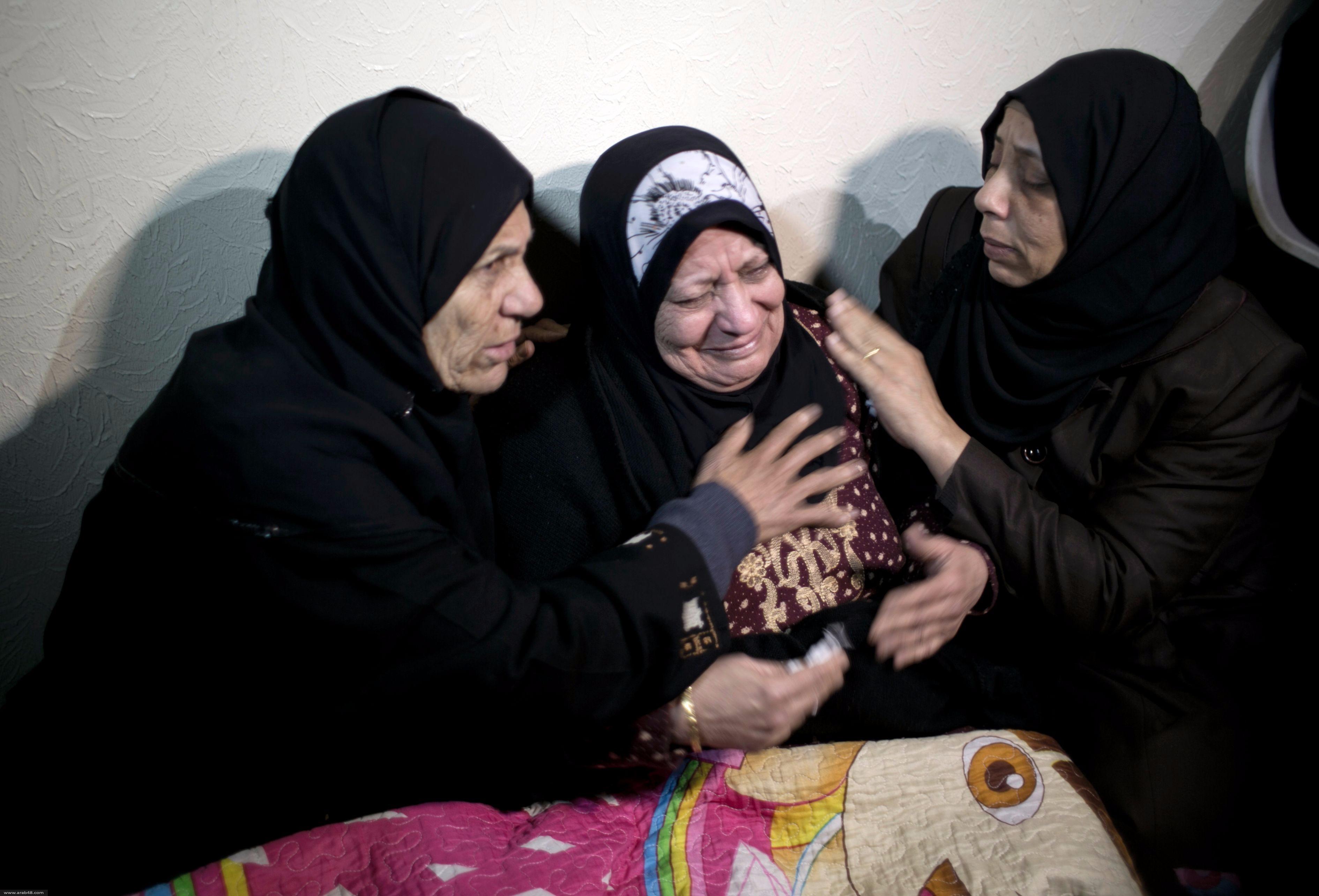 غزة: تشييع جثمان الشهيد مجدي قيطة