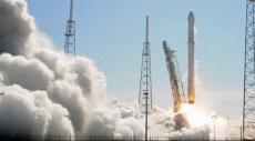 """ولاية كاليفورنيا: انطلاق ناجح وهبوط غير سلس لصاروخ """"فالكون 9"""""""
