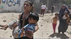 مركز حقوقي: إسرائيل تنتهك قوانين حماية الأطفال في غزة