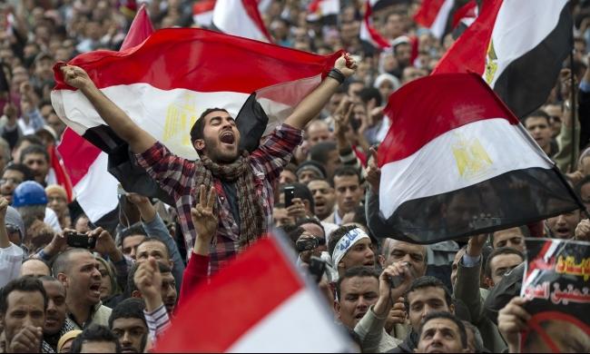 في الذكرى الخامسة للثورة.. #أنا_شاركت_في_ثورة_يناير