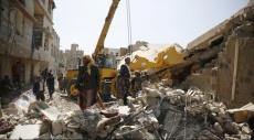 صنعاء: غارات مكثفة للتحالف العربي تهز العاصمة اليمنية