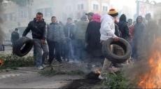 القصرين: الاحتجاجات تعود من جديد