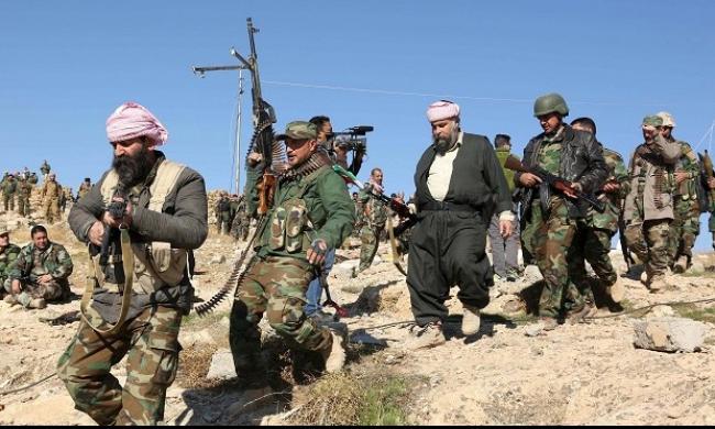 العفو الدولية تتهم البشمركة بطرد العرب من شمال العراق