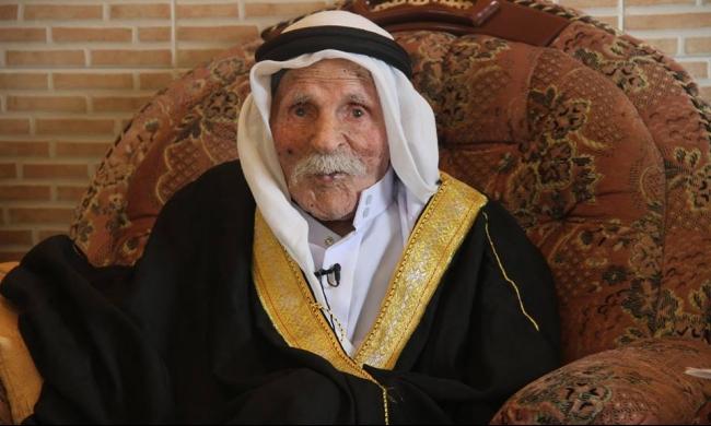 وفاة أكبر معمر في فلسطين عن 127 عامًا