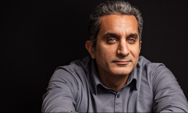 باسم يوسف يدين الاختطاف والاختفاء القسري: #افتكروهم
