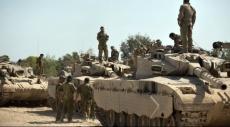 الجيش الإسرائيلي ينشر مدفعيته على الحدود مع غزة