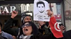 تونس:  تظاهرات العاطلين عن العمل لليوم الخامس