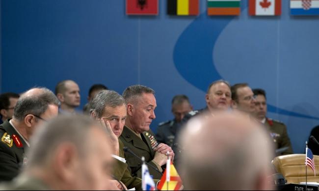 مطالبة الناتو بطائرات أواكس لدعم الحرب على داعش