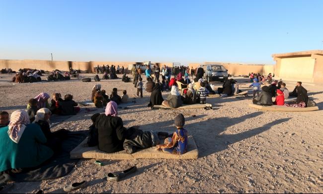 سوريا: مقتل أكثر من 40 مدنيًا بهجوم جوي مجهول المصدر