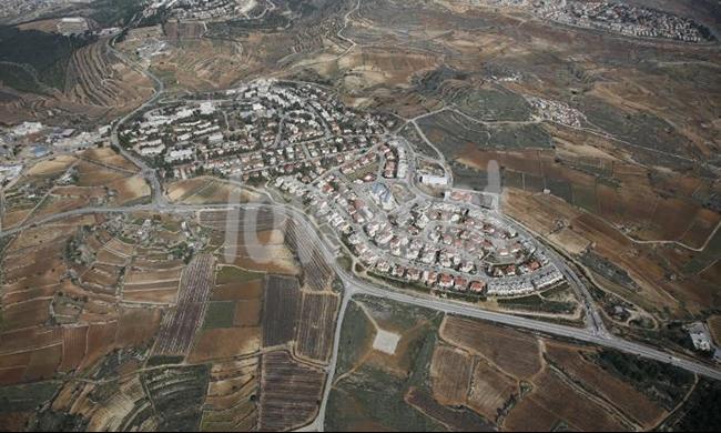 المصادقة على 153 وحدة سكنية استيطانية في الضفة