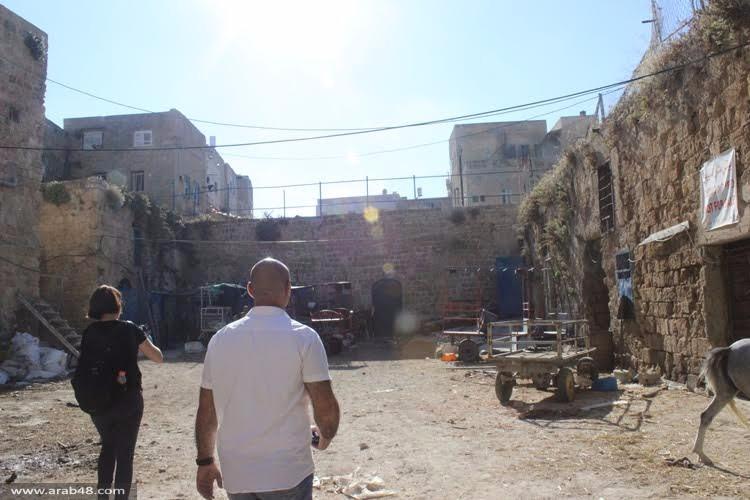 صامدون في عكا: نرفض مخطط تهجيرنا إلى الطنطور