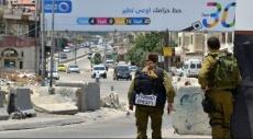 حاجز قلنديا: الاحتلال يعتقل فلسطينيا بادعاء محاولة الطعن