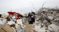 الاحتلال يهدم في القدس وشعفاط وبيت عور التحتا وقلندية