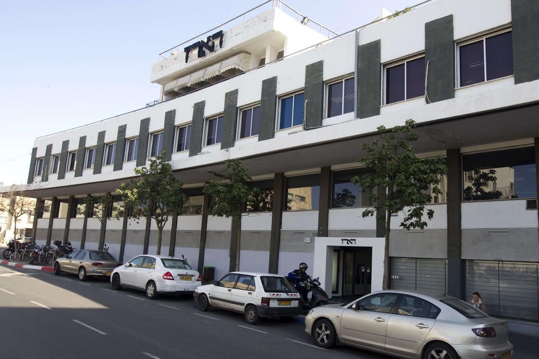 مقر صحيفة 'هآرتس' في تل أبيب