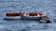 مليون لاجئ عبروا المتوسط العام الماضي