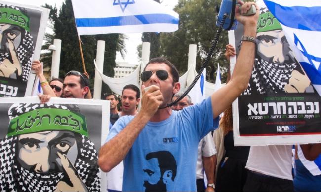 الطغمة اليمينية تأخذ إسرائيل نحو الفاشية