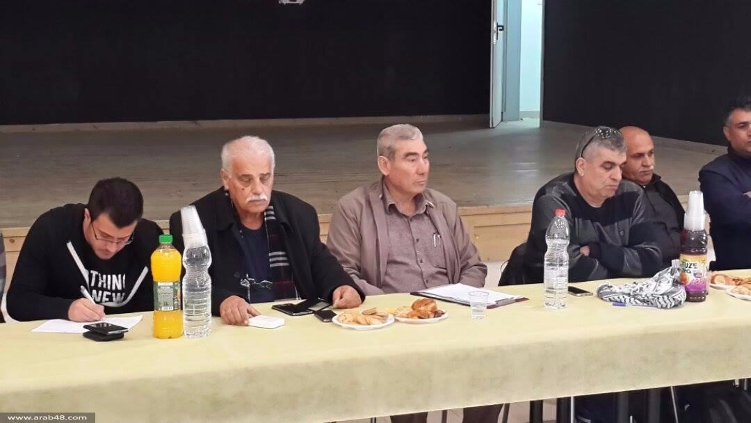 النقب: اجتماع تشاوري لتنظيم مسيرة العودة القطرية