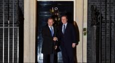 لندن: توسك يزور كاميرون للتفاوض بشأن الاتحاد الأوروبي