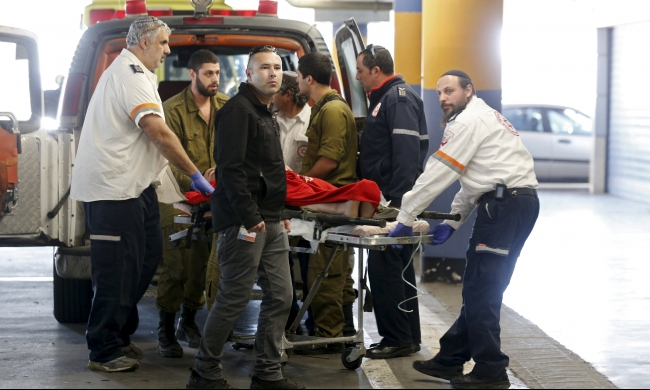 استشهاد فلسطيني بعد تنفيذ عملية إطلاق نار قرب رام الله