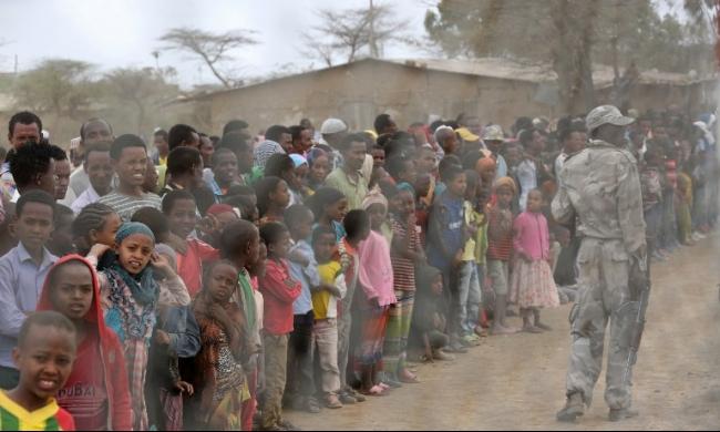 أديس أبابا: مطالبة المانحين بمساعدات إنسانيّة عاجلة