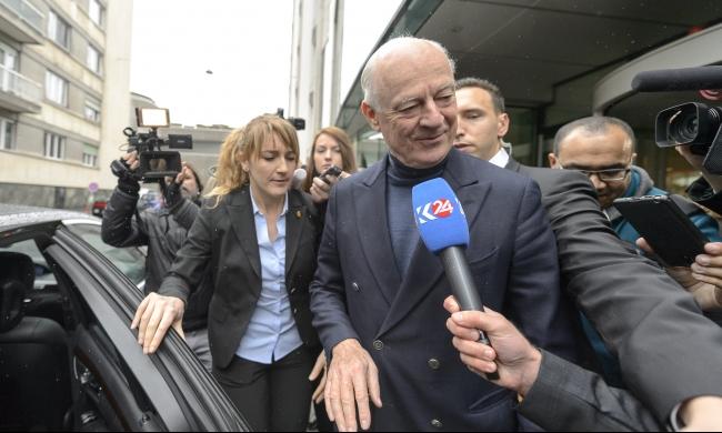 جنيف: مفاوضات غير مباشرة بين النظام والمعارضة الإثنين