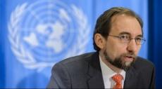 """مفوض حقوق الإنسان: """"لا عفو عن مجرمي الحرب في سورية"""""""