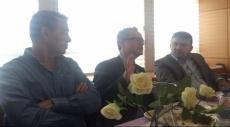 المشتركة تلتقي ممثلي منظمة التعاون الاقتصادي والتنمية