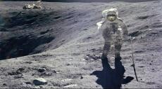 وفاة سادس رائد فضاء يمشي على القمر