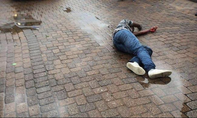 عسقلان: اعتقال طالب لجوء إريتري بعد طعنه جنديا