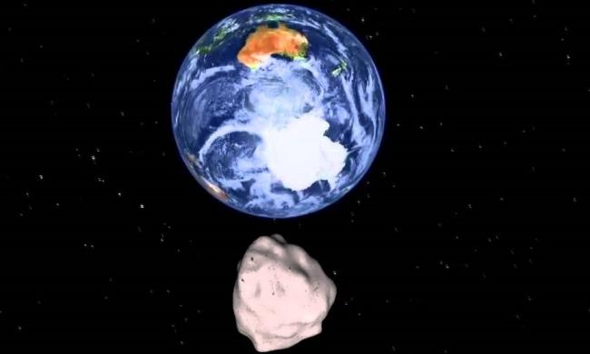 الشهر القادم: الأرض على موعد مع كوكب زائر