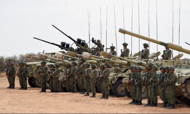 تونس تعزز قواتها على الحدود الليبية