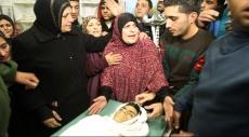 مخيم العروب: تشييع جثمان الشهيد عمر جوابرة