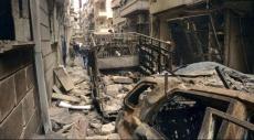 جرحى المعارضة السورية: روسيا تعرقل انتفاضتنا