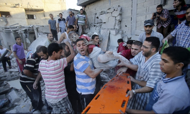 منظمات فلسطينية تسلم لاهاي مذكرة تتهم إسرائيل بجرائم حرب